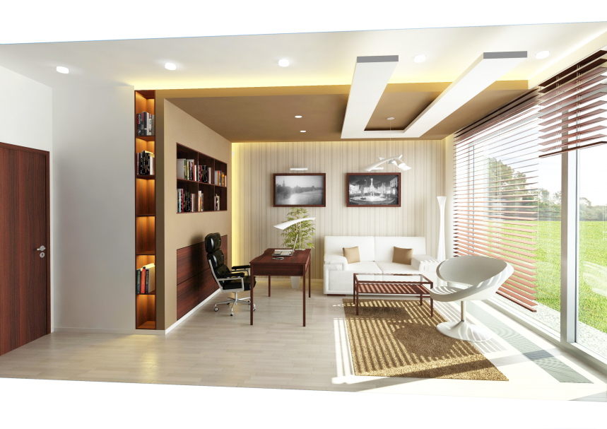 Design of the home office kc architecture for Design homes kc
